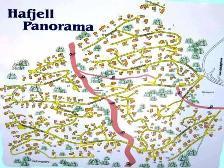 kart over hafjell Informasjon om Hafjell Panorama kart over hafjell